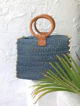 Perry Tote - Blue