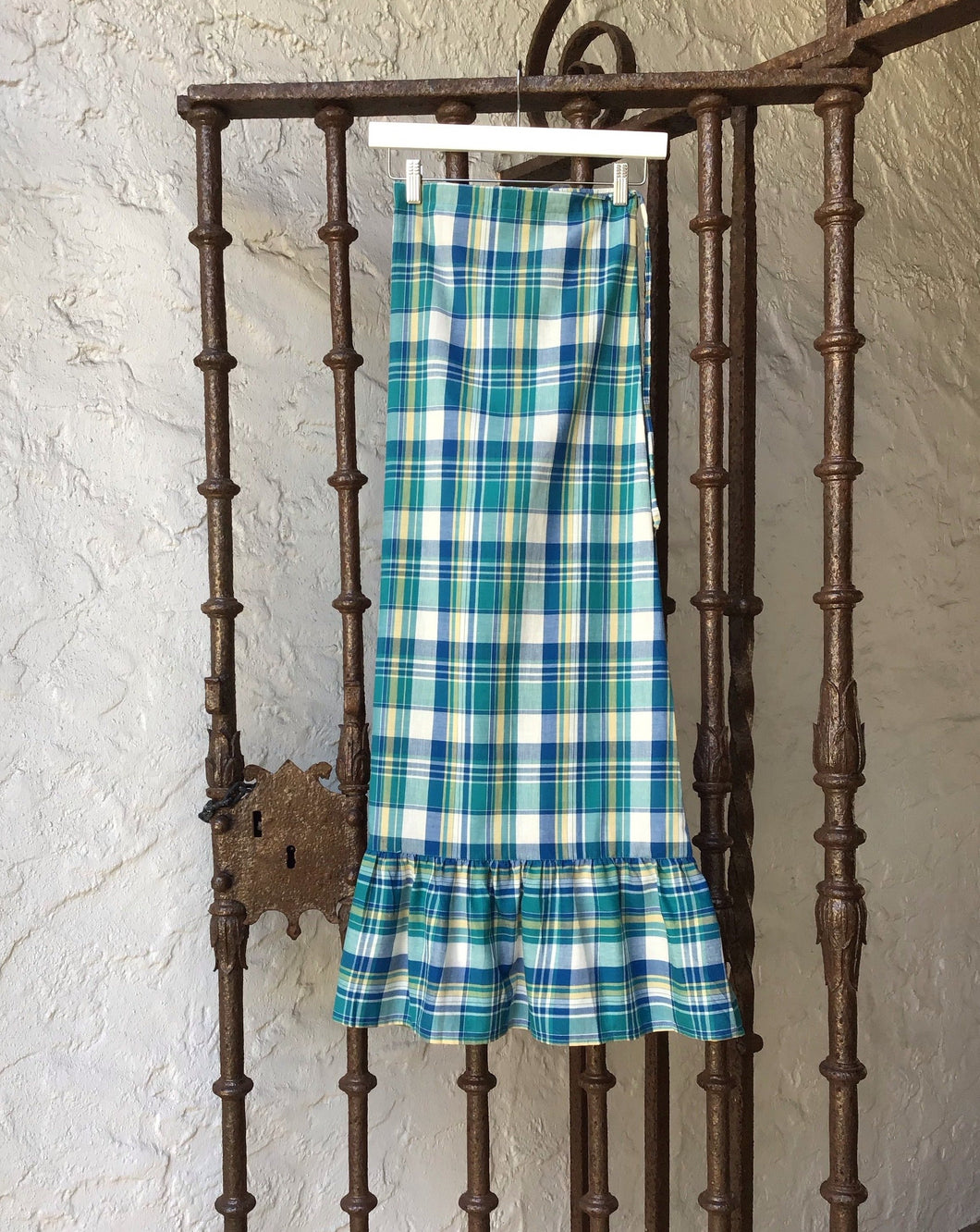 Bustle Skirt- Marina Madras