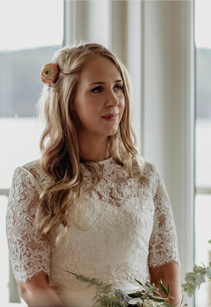 Catherine Deane | Real Bride Karita