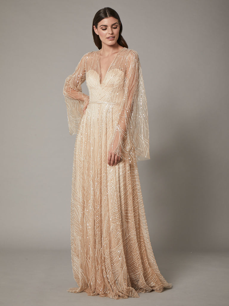 Rosa Gown Nude