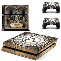 Assassins Creed for PlayStation 4 Console and 2 Controllers