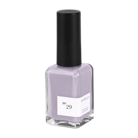 Vegan, 10-Free and Nontoxic Nail Polish No. 29 - sundays studio