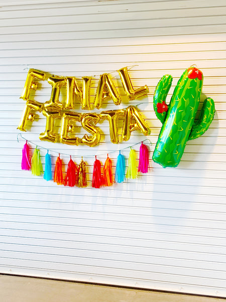 FINAL FIESTA, bachelorette party