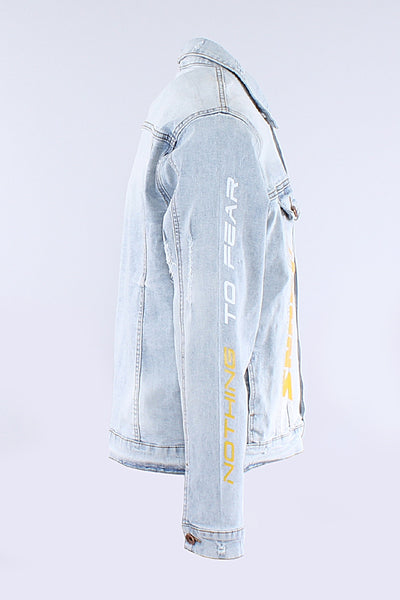 Light Wash Hudson Outerwear  Icons Denim Jacket