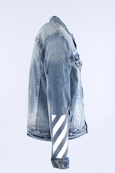 Medium Wash Hudson Outerwear Icons Denim Jacket