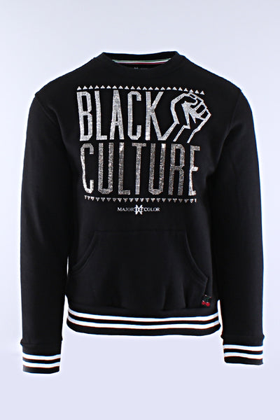 MICHAEL CHERRY BLACK CULTURE SWEATSHIRT
