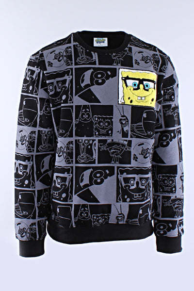 SQUARE GANG CREW SWEATSHIRT SB50019
