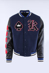 Blue Hudson Kings Varsity Jacket H6052766
