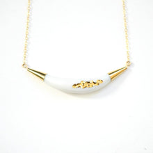 Arc Porcelain Necklace