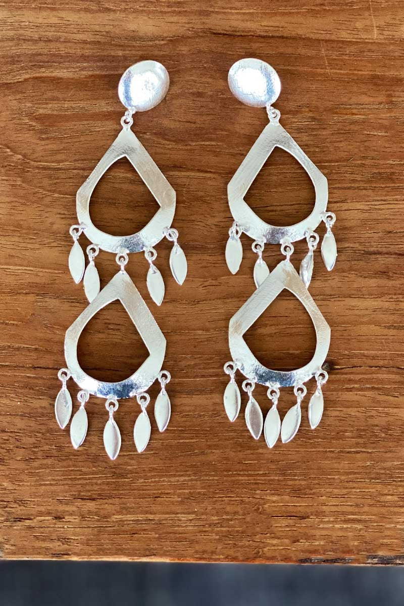 Double Chime Earrings
