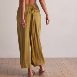 Seaside Lounge Pant - Cactus
