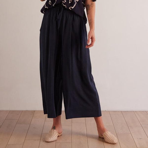 Seaside Lounge Pant - Ink
