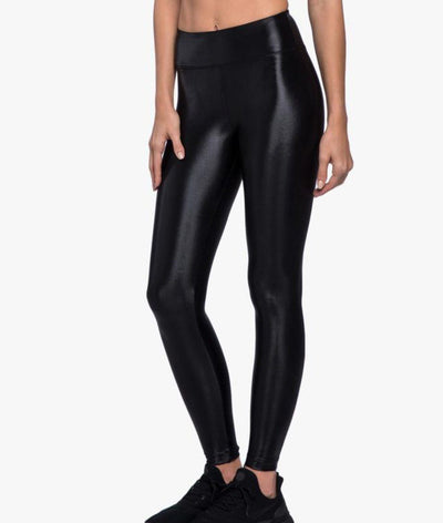Lustrous Legging in Black