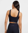 Ribbed Core Sports Bra