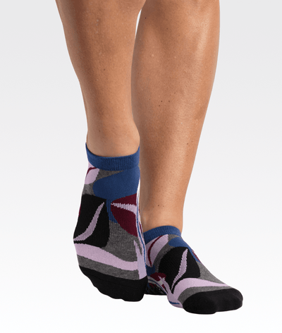 Miley Grip Sock in Multi