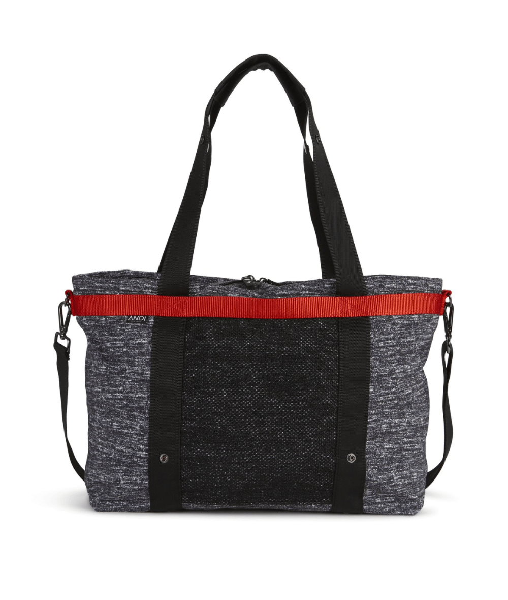 The ANDI Bag in Track Mesh