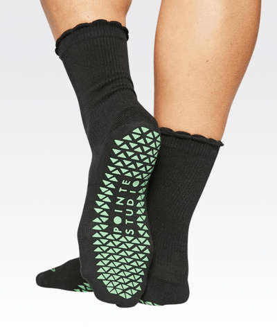 Happy Hour Grip Ankle Sock