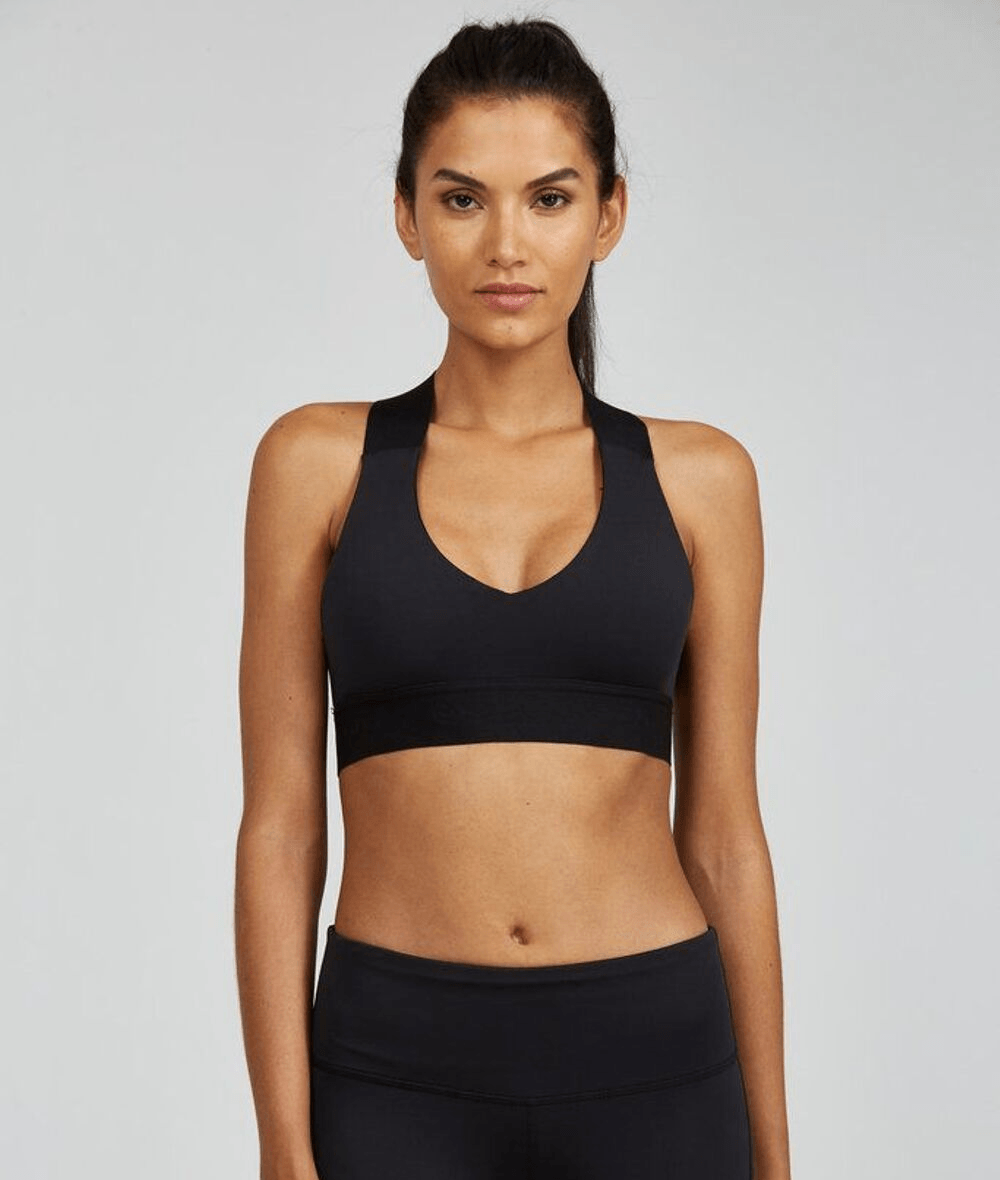 NEW Free People Movement Seamless Sculpt Crop Bra Purple XS//S-M//L Made In Italy