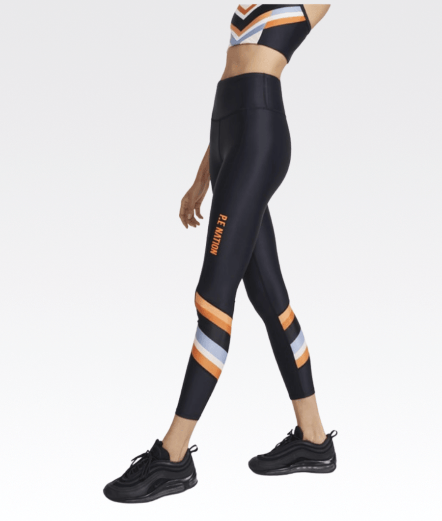 Score Runner Legging in Black