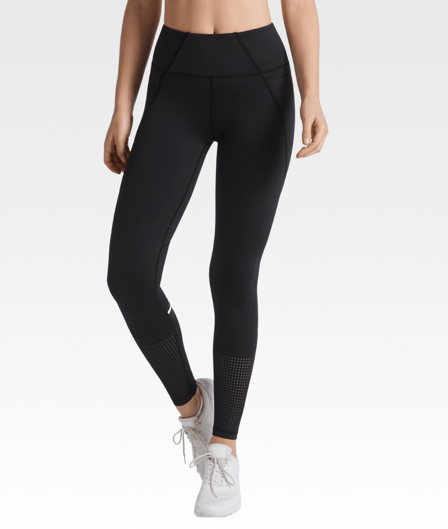 Colette Legging in Tarmac Black