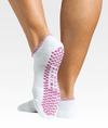 Happy Hour Grip Sock White