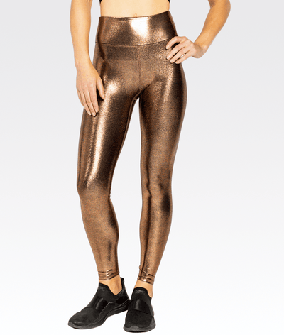 Marvel Legging in Bronze