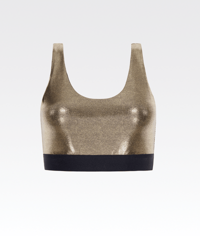 Bromley Sports Bra in Night Sky