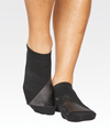 Heavy Metal Grip Sock Black