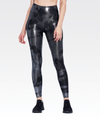 Marvel Legging in Silver Clouds