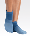Riley Sport Sock in Blue Ombre