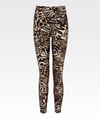 7/8 Fusion Metallic Tiger Legging