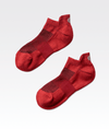 Theia Sport Sock in Red