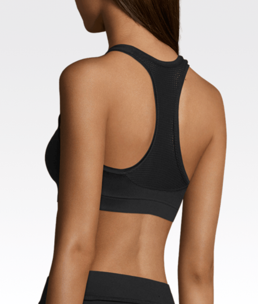 Iconic Sports Bra Black