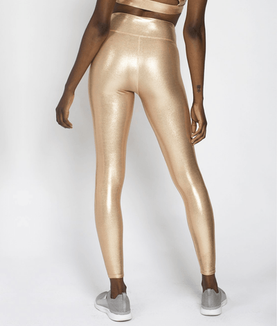 Marvel Legging in Copper