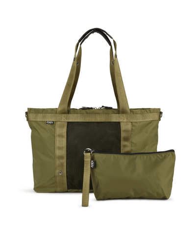 The ANDI Bag in Sage Star