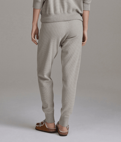 Alice Sweat Pant in Cobweb Silver