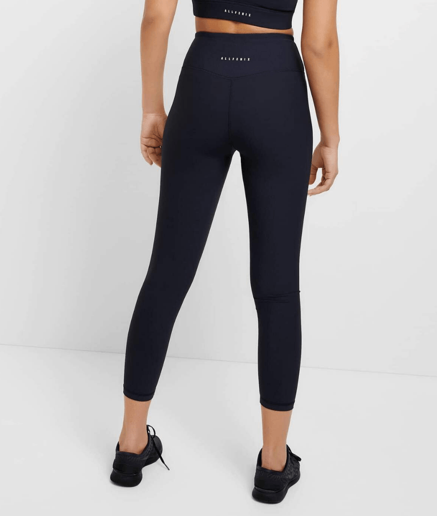 7/8 Ribbed Core Legging