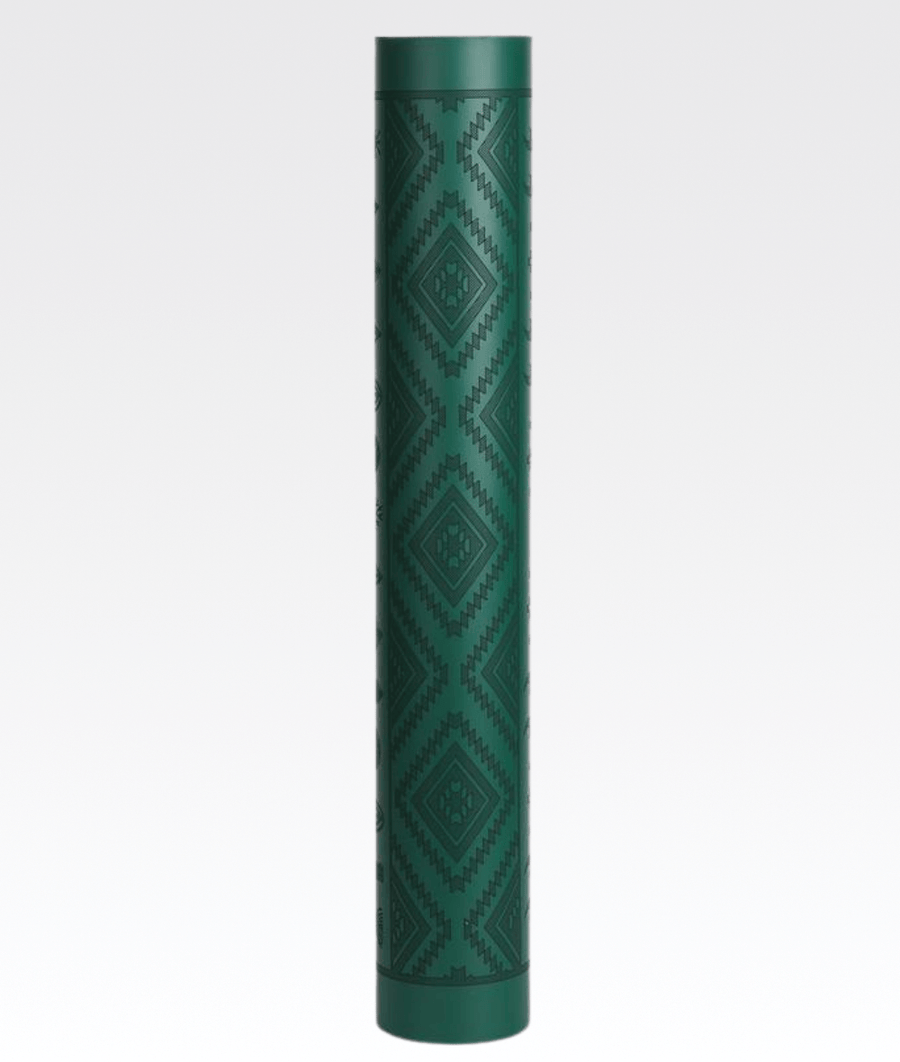 Wild Paws Yoga Mat in Green 4mm