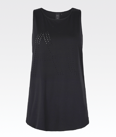 Grace Tank in Black