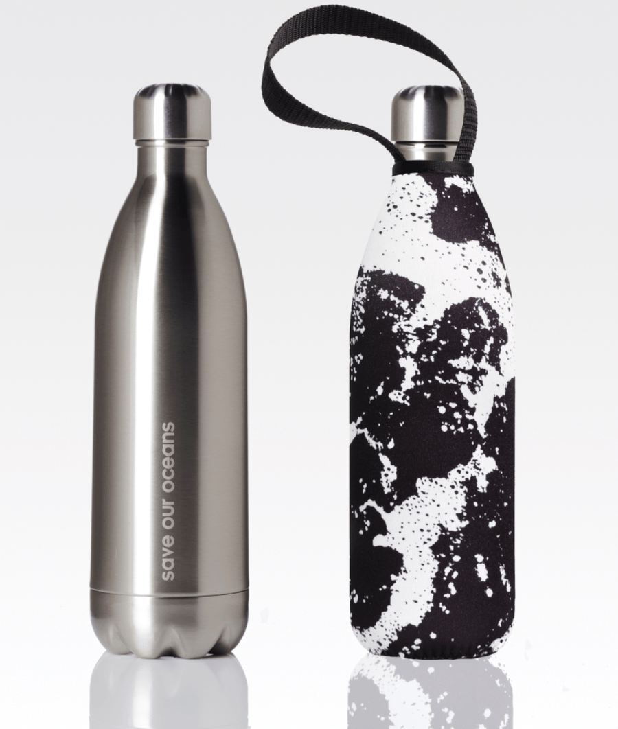 Silver & White Water - 1000ml