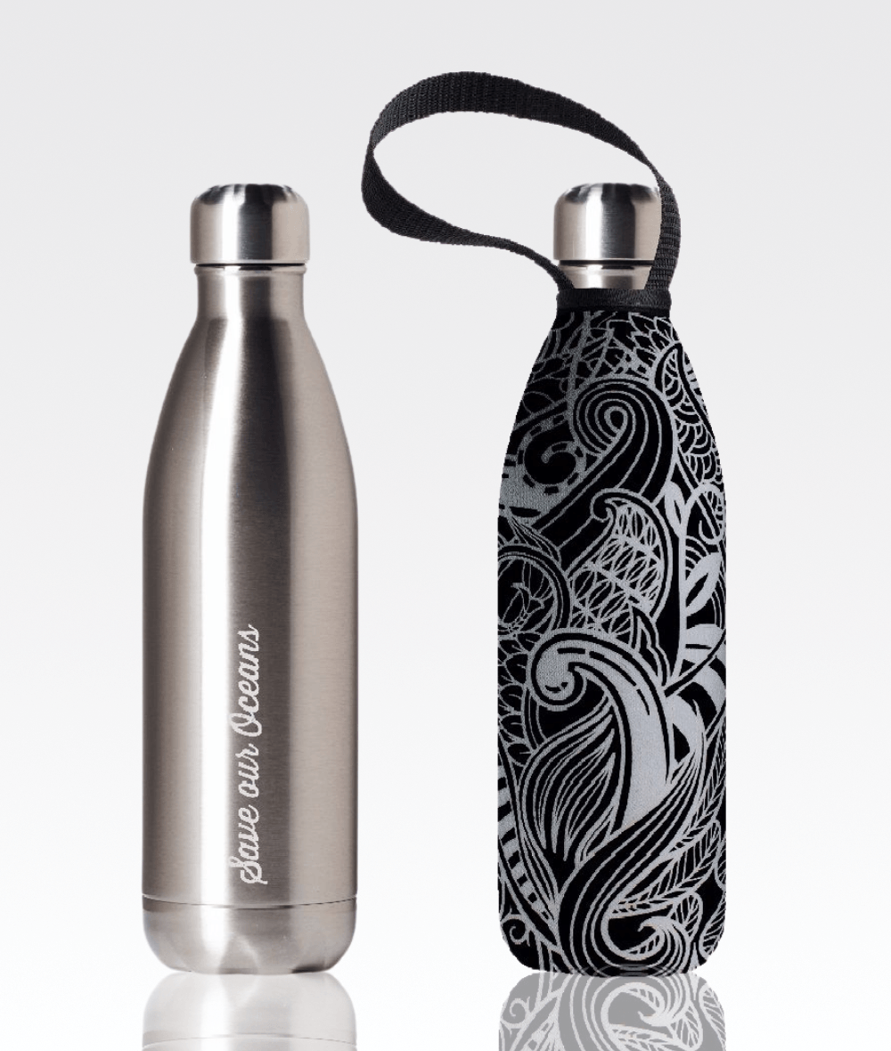 Silver & Night Koru - 750ml