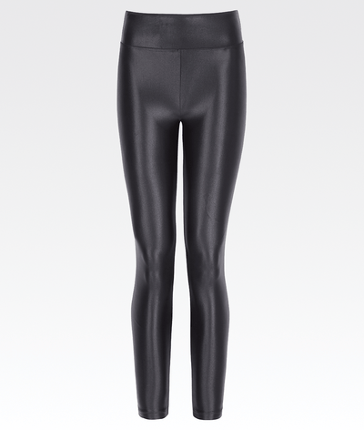 High waisted high performance high shin women gym leggings. Sports luxe from My Gym Wardrobe.