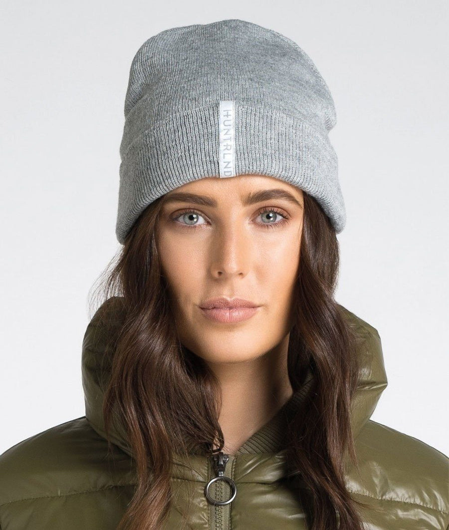 Core Beanie in Grey