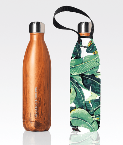 Wood & Banana Leaf - 750ml