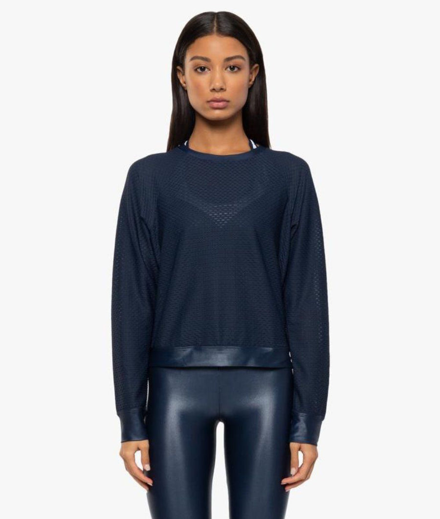 Sofia Pullover in Midnight