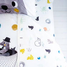 Underwater Love Bedding Set - twin
