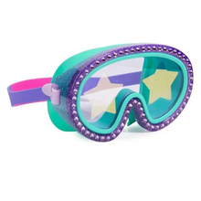 Bling2o Rock Star Glitter Mask swiimming goggle (pink/purple)