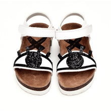Boxbo Galaxy Eyes Sandal - white