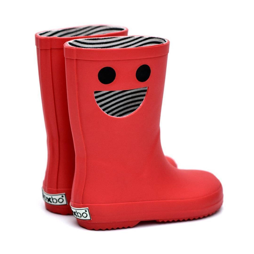 Wistiti Rain boots Red