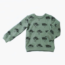 Crazy Hair sweatshirt (parents and kids)